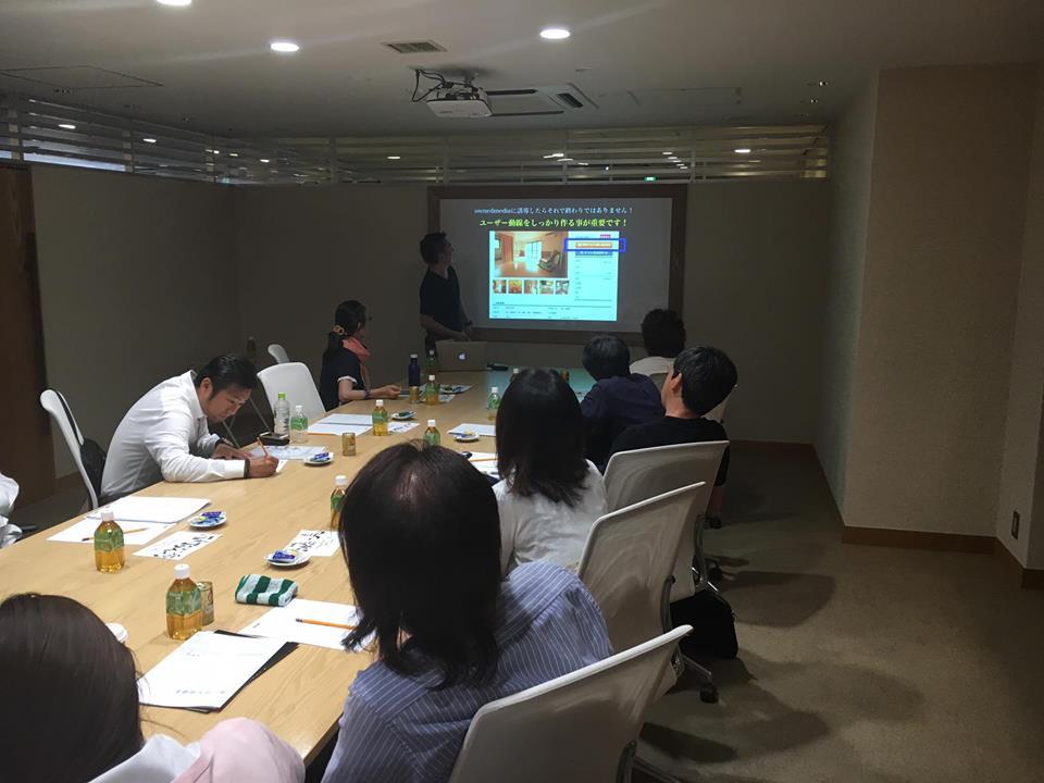 大阪で空室対策セミナーを実施しました